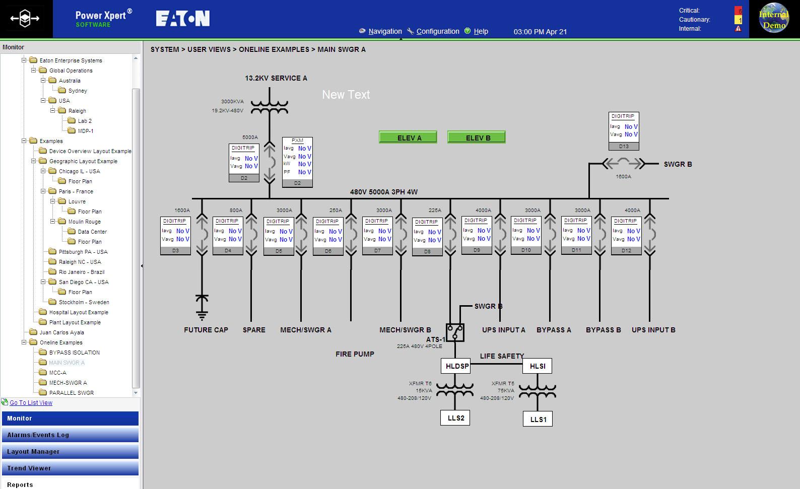 Software Power Xpert Professional